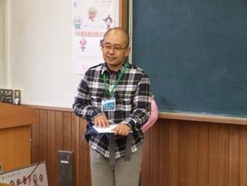 講師の角田吉久先生