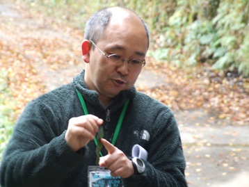 角田吉久先生