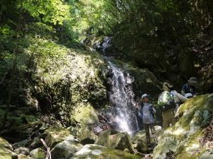観音の滝コース