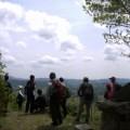文殊岳トレッキング〜にほんの里のにこにこハイク(4月27日)
