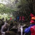 観音の滝ミニトレッキング~水底の村と憩いの滝~(8月24日)